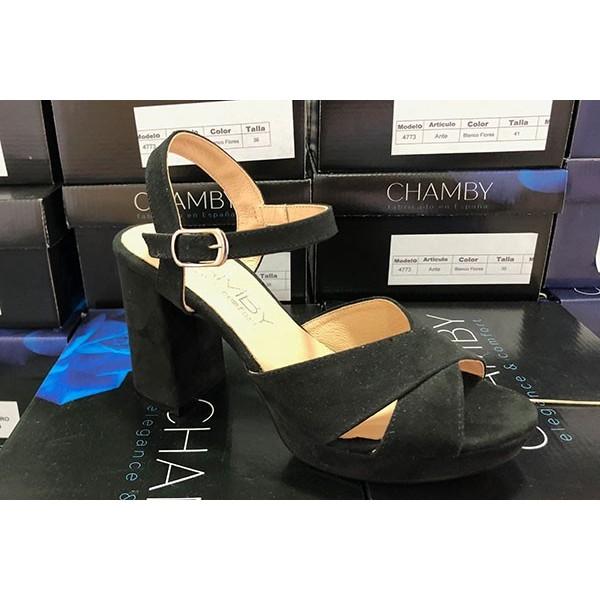 Sandal Platform CHAMBY 7300