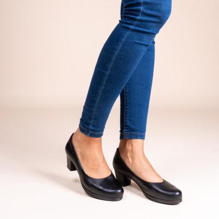 Zapato tacón bajo Desiree 1050 DE