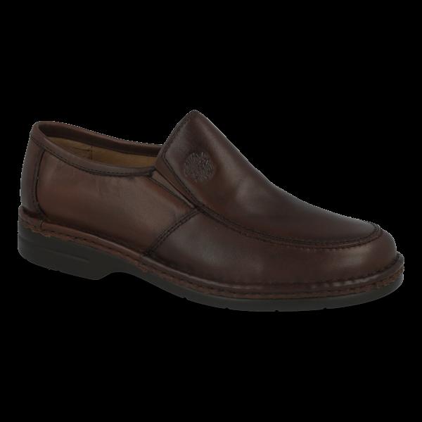 Zapato piel Plantilla Exraíble  CÓMODO SPORT  6076