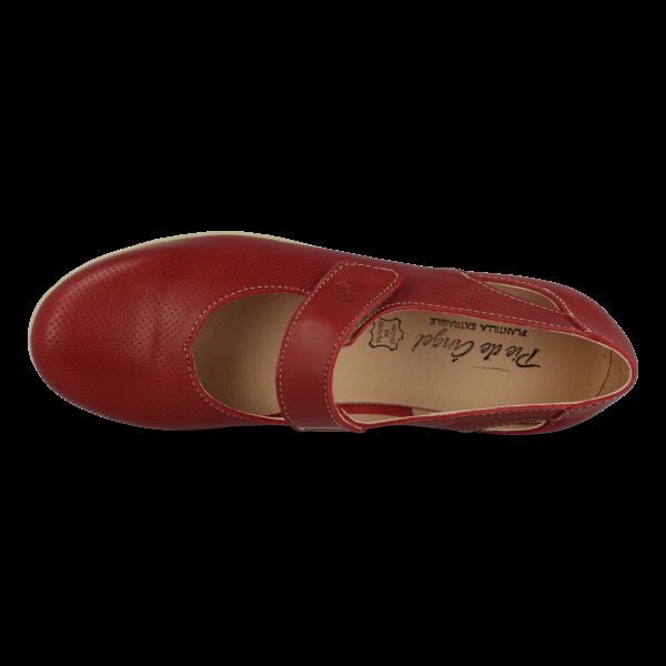 PACK Zapato Confort Velcro PIE DE ÁNGEL SOCHI BEIGE Y BRONCE