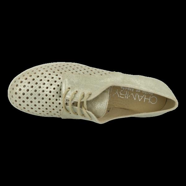 Zapato piel  con cordones CHAMBY 3100