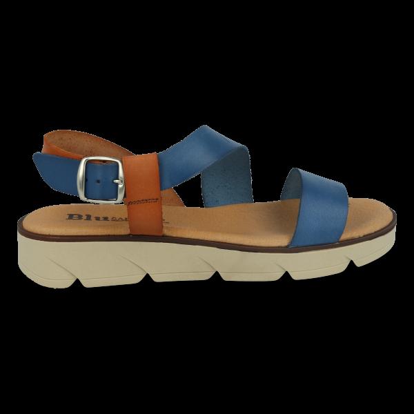 Sandalia piel BLUSANDAL DANA
