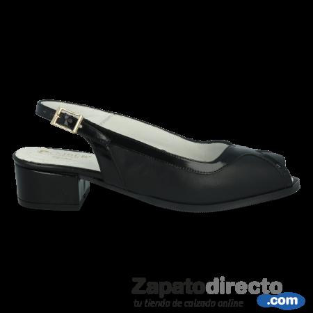 Zapato Confort destalonado  PEMBER NORMA