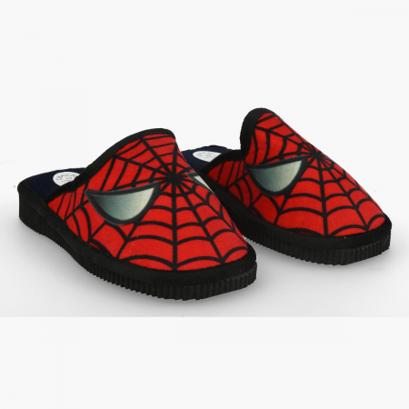 ZAPATILLAS DE ESTAR POR CASA NIÑO MOD. SPIDERMAN