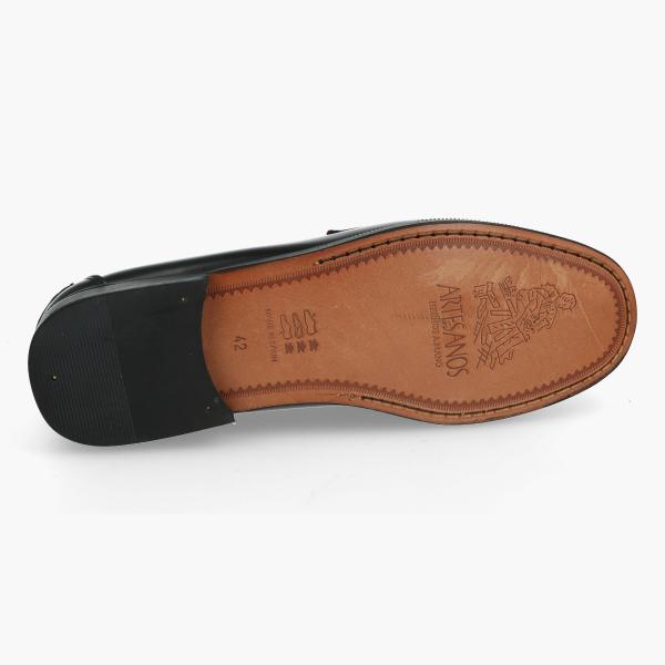 Spanish Sole Leather TASSELS CASTELLANOS 302