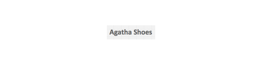 AGATHA SHOES