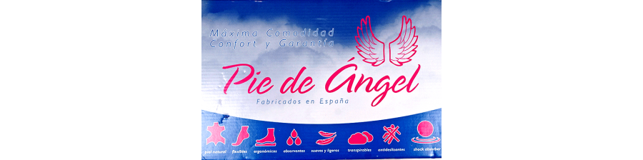 PIE DE ÁNGEL