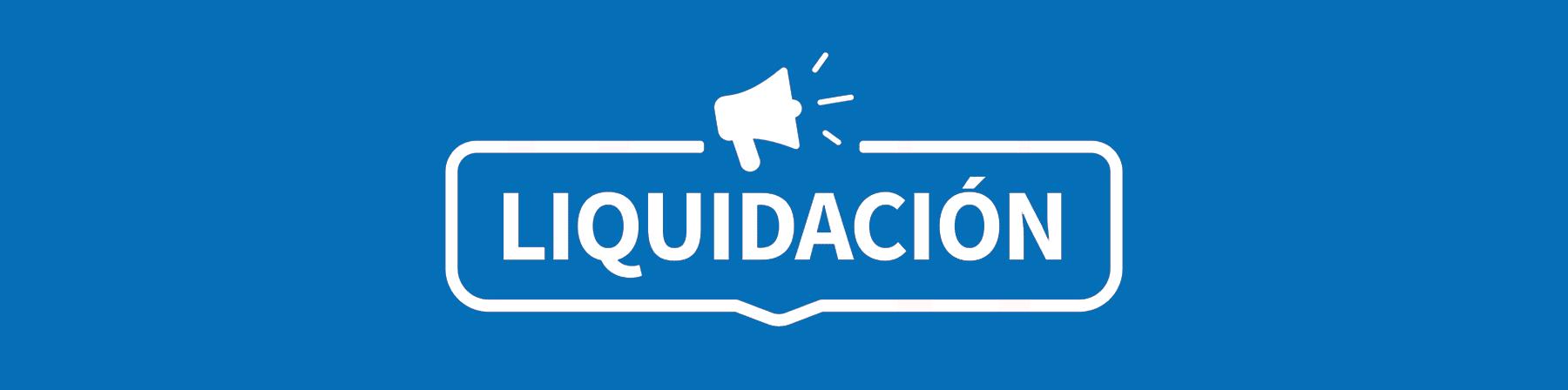 OUTLET / LIQUIDACIÓN